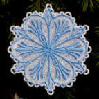 E525 Snowflakes 2015 for Big Hoops