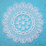 E631 K-Lace™ Small Doily