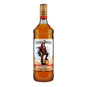 Captain Morgan, Original Spiced Rum, 750ml