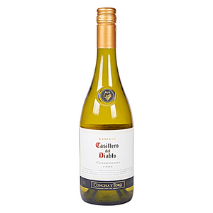 Casillero del Diablo, Central Valley Chile, Chardonnay, 2016