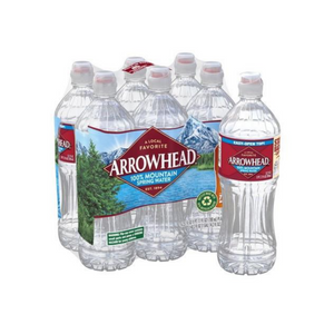 Arrowhead Mountain Spring, Sports Top, 23oz