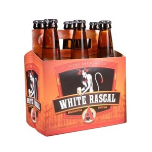 Avery, White Rascal, 6 Pack Bottles
