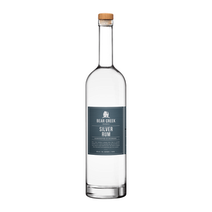 Bear Creek, Silver Rum, 750ml