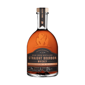 Bear Creek, Straight Bourbon, 750ml