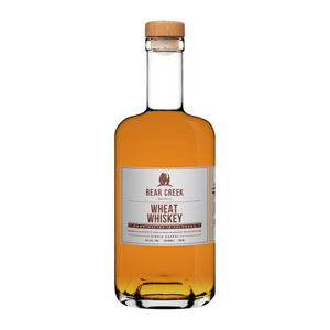 Bear Creek, Wheat Whiskey, 750ml