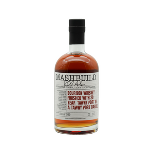 Black Forest Distilling, Mashbuild, Bourbon Whiskey finished in Tawny Port Barrel 750ml