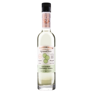 Coppermuse Distillery, Infusionist Series, Cucumber Vodka