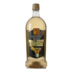 Coyote Gold, Ready to Serve Margarita, 1.75L