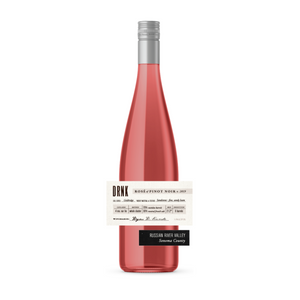 DRNK Winery, Russian River, Rose, Pinot Noir, 2019
