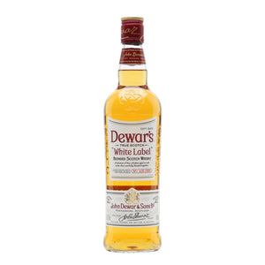 Dewar's, White Label, Blended Scotch Whiskey, 750ml