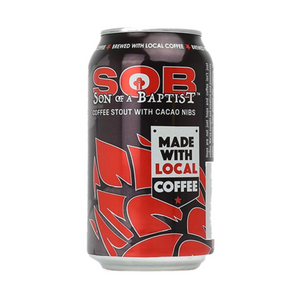 Epic Brewing, Son of a Baptist, Coffee Stout