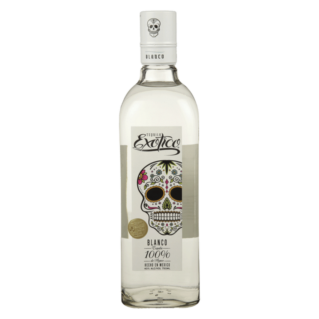Exotico, Blanco Tequila, 750ml