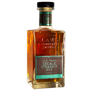 Laws, Secale Straight Rye, Bottled In Bond, 750ml