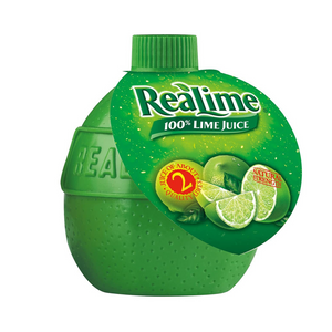 Real Lime, Lime Juice, 2.5oz