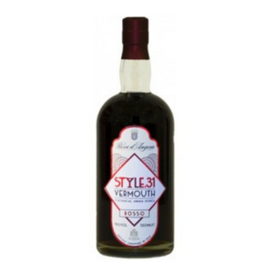 Style 31, Italy, Vermouth Rosso, 750ml
