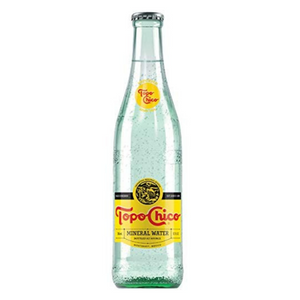 Topo Chico, Sparkling Water, Mexico, 500ml/16.9oz