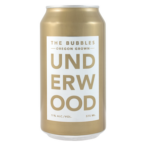 Underwood, Oregon, Bubbles, Sparkling White Wine, 375ml
