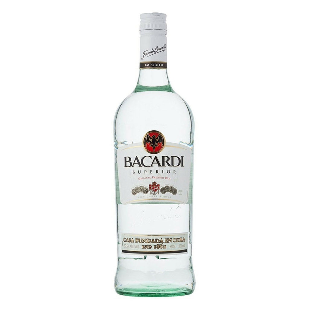 Barcardi, Superior White Rum 750ml