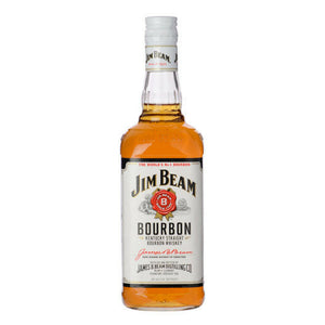 Jim Beam, Bourbon Kentucky Straight Whiskey 750ml