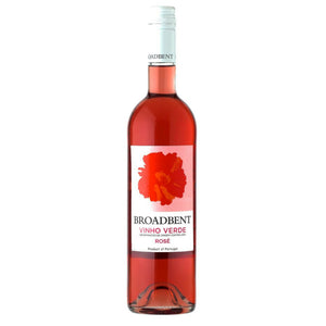 Broadbent, Vinho Verde (Rose Blend) Portugal, Blend NV