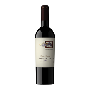 Piattelli Vineyards, Grand Reserve Malbec, Limited Production, Mendoza, Argentina 2018