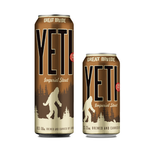 Yeti, Imperial Stout, Great Divide, Denver, Colorado