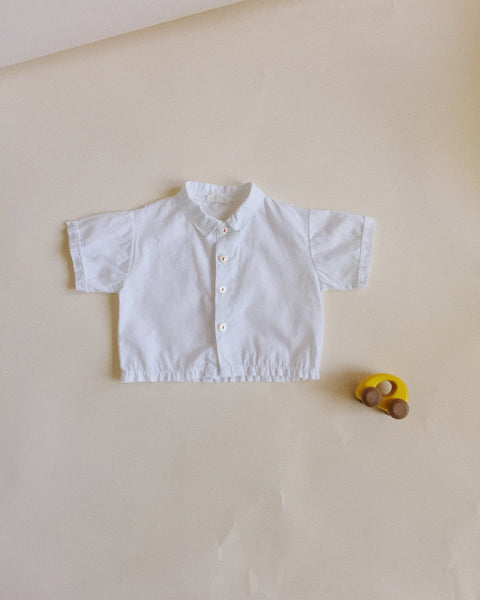 Button up Shirt, 0-3 months