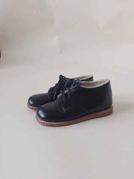 Vintage Black Toddler Shoes