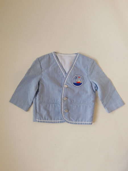 Vintage Sailor Blazer