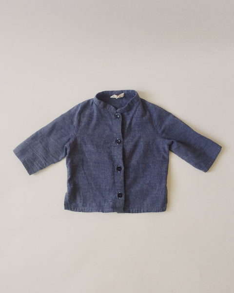 Willaby Button Down Long Sleeve, 3 months