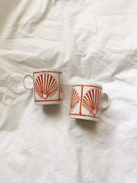 Concha Espresso Cups from Poland
