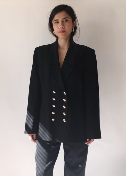 VIntage Sonia Rykiel Double Breasted Blazer