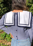 Vintage Sailor Top
