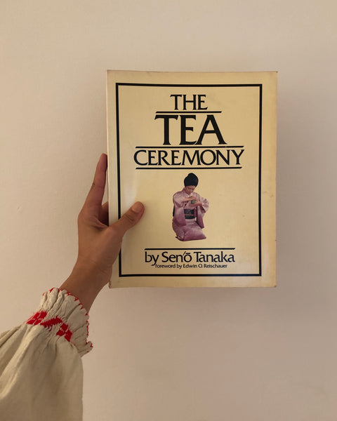 The  Tea Ceremony by Sen'ō Tanaka