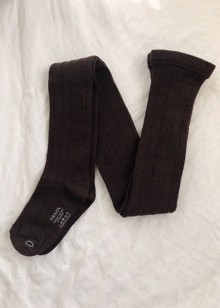 PRADA Wool Knit Tights