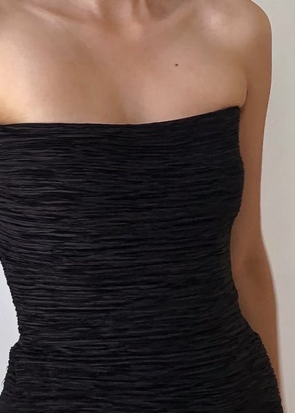 Vintage Mary McFadden Bandeau Dress