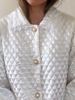 Vintage Christian Dior Quilted Jacket