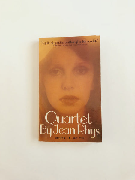Quartet by Jean Rhys