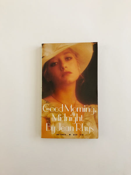 Good Morning, Midnight by Jean Rhys