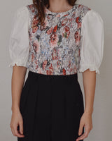 Atoir Monarchy Top Floral