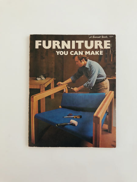 Furniture You Can Make (A Sunset Book)