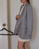 Christian Dior Gingham Jacket