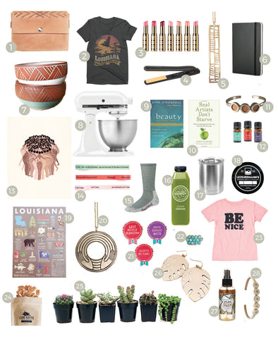 FAVORTE THINGS - GIFT GUIDE
