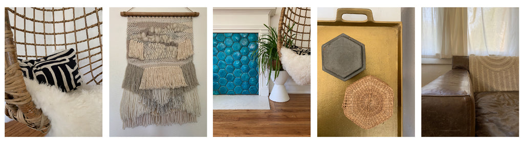 textures at home