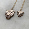 JAGUAR PENDANTS — SMALL & LARGE - MIMOSA Handcrafted Jewelry