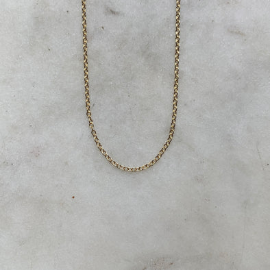 DAINTY CHAIN - MIMOSA Handcrafted Jewelry