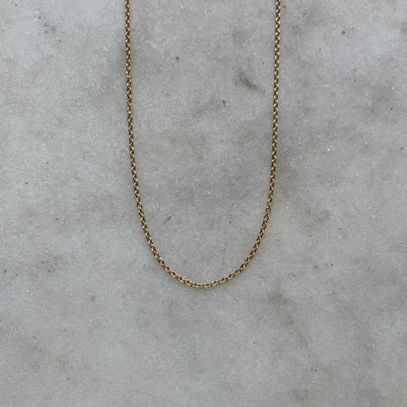 Gold-filled everyday chain