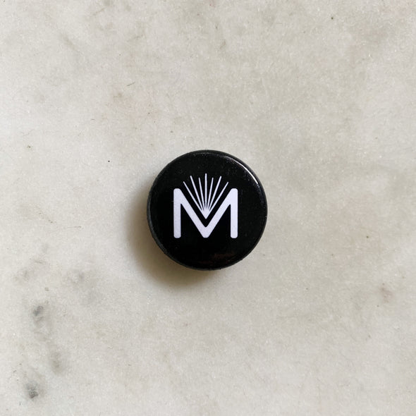 MIMOSA LOGO BUTTON - MIMOSA Handcrafted Jewelry