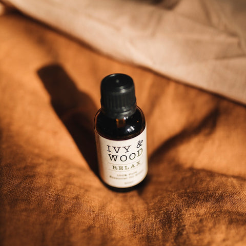 Ivy & Wood Relax Blend Pure Essential Oil