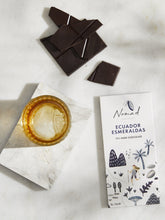 Load image into Gallery viewer, Nomad Chocolate Vegan, dairy and gluten free 72% dark chocolate organic